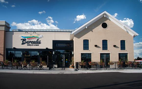 Borealis Grillhouse & Pub