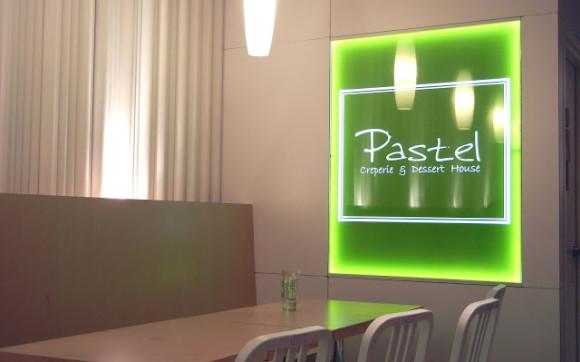 Pastel Dessert House
