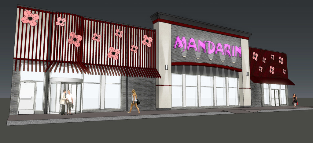 Mandarin Kingston Rendering